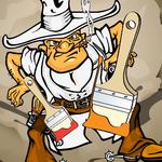 Ein Malbuch im Wilde Westen Für Kinder: Cowboys und Indianer Zeichnen und Aus-Malen Lernen